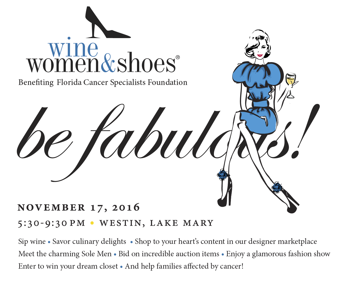 Wine Women And Shoes Lake Mary Photos