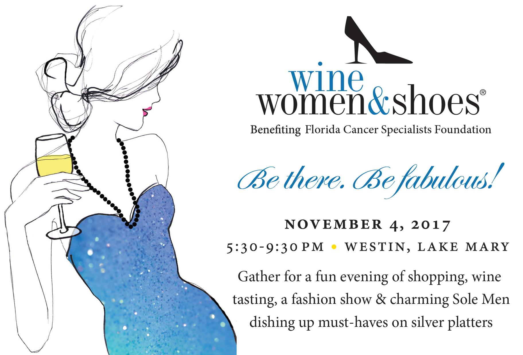 Wine Women And Shoes Lake Mary Orlando November