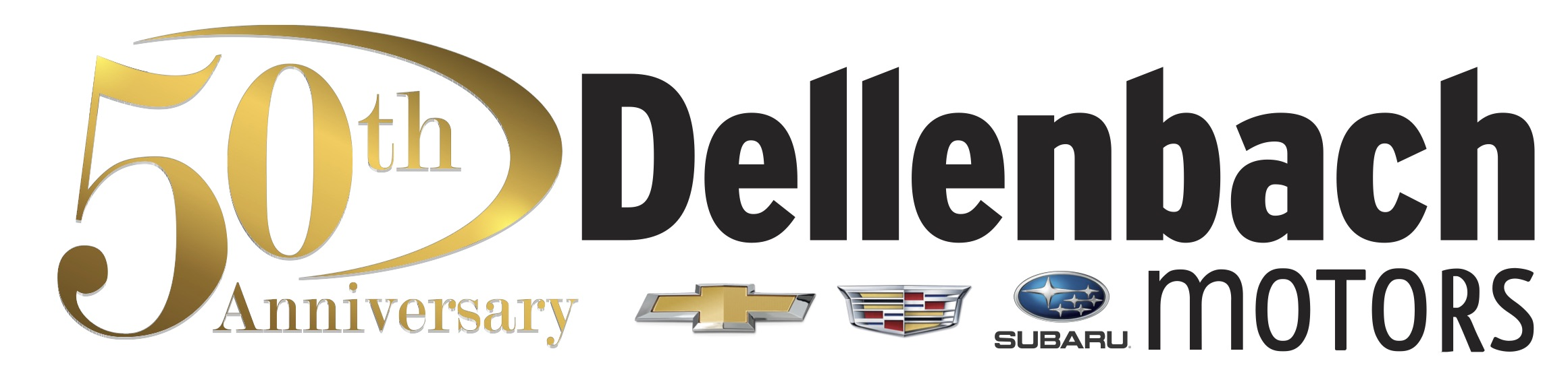Dellenbach_50th_Anniversary_Logo_Gold