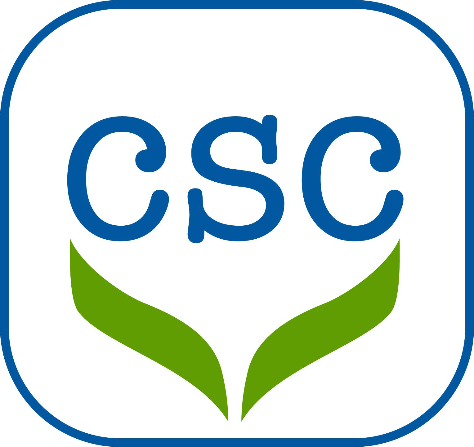 CSC-badge