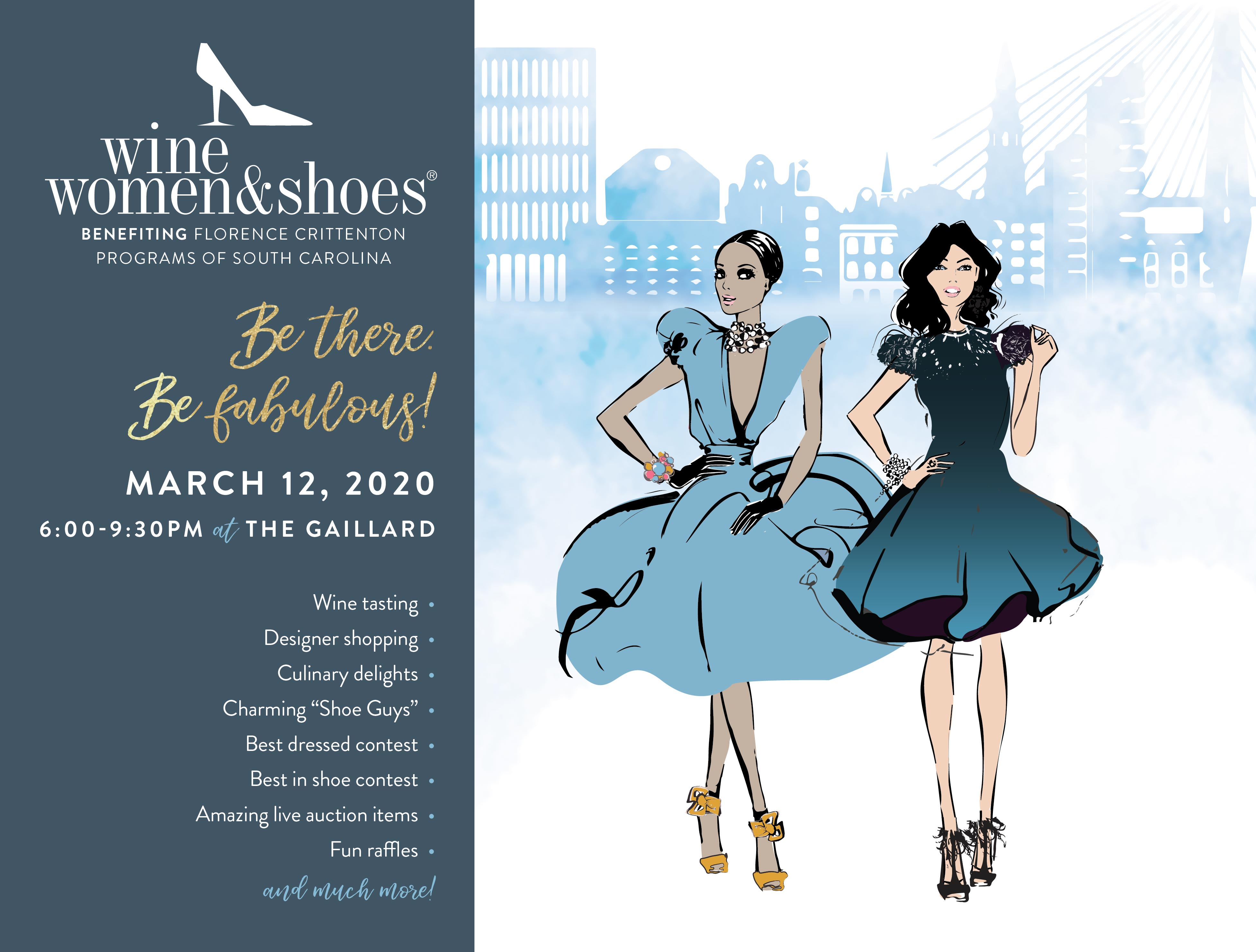 Best Sales Pages 2020 Charleston, SC 2020   Wine Women & Shoes