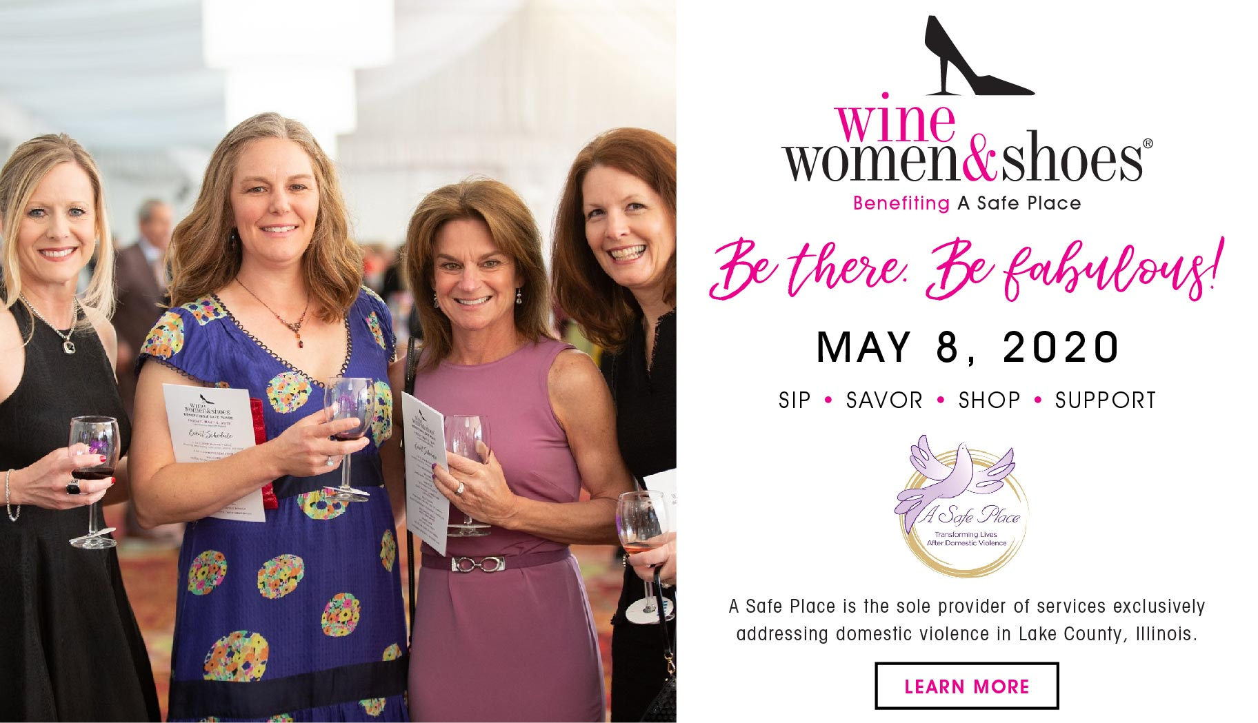 Chicago Events Calendar 2020 Chicago North Shore, IL 2020   Wine Women & Shoes